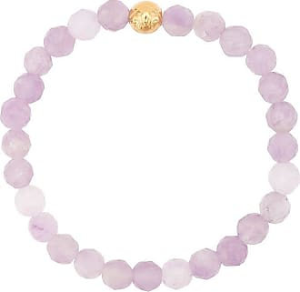 Nialaya faceted stone bracelet - PURPLE