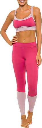 Rainha Legging Rainha Saute Pink E Rose