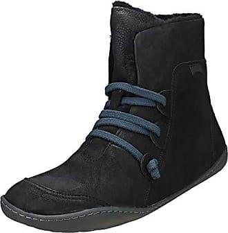 3e9d24c44778d3 Camper Damen Peu Hohe Sneaker Schwarz (Black 1) 36 EU