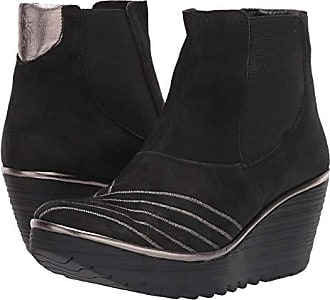 FLY London: Black Ankle Boots now up to −55% Stylight  Stylight
