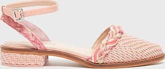 Kelsi Dagger Annalese Woven Sandals Pink WomenS Sandal 5.5