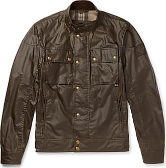 f2966f100b Belstaff Racemaster Waxed-cotton Jacket - Brown