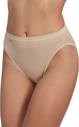 sloggi Women Basic Tai Brief, Beige (Skin), Size: 16