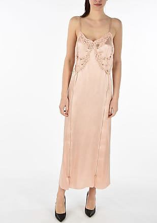 Stella McCartney silk dress with lace details size 40