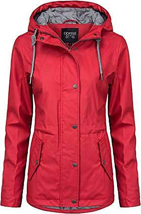 Damen Regenjacken in Rot Shoppen: bis zu −29% | Stylight