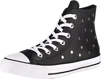 AboutYou Damen Converse Sneaker 'Chuck Taylor All Star Lift' schwarz, weiß | 00888755504246
