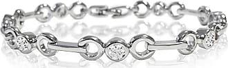 Sif Jakobs Jewellery Armband Sardinien mit weißen Zirkonia