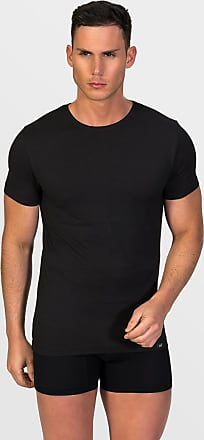 ZD Zero Defects Zero Defects black soya crew-neck t-shirt