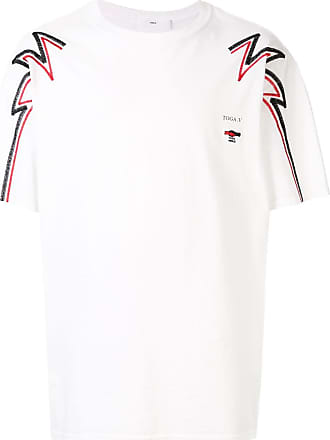 Toga Archives Camisa com bordado - Branco