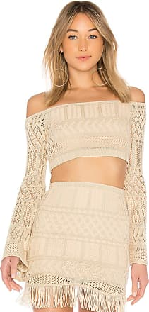 248c24bff44f94 House Of Harlow x REVOLVE Jan Top in Cream
