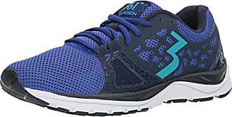 361° Womens 361-POISION Running Shoe, Indigo/Midnight_6770, 8 M US