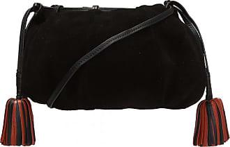 Ulla Johnson Brea Shoulder Bag Womens Black