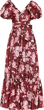 LoveShackFancy Ida floral gown