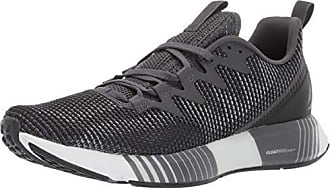 Reebok Mens Fusion FLEXWEAVE Running Shoe, Ash Tin Grey/Coal/Pr, 8.5 M US