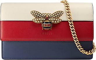 69d4e5393 Gucci Minibolso Queen Margaret de Piel
