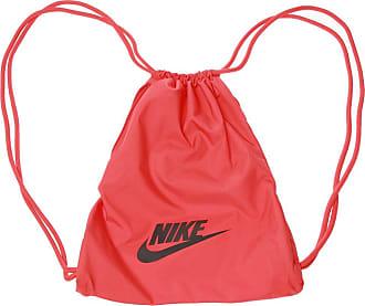 Nike Logo Gymsack Mens Red