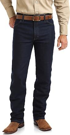 Wrangler Mens Big & Tall Cowboy Cut Active Flex Original Fit Jean, Prewashed, 30W x 38L