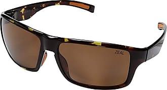 Zeal Optics Incline (Tortoise w/ Polarized Copper Lens) Athletic Performance Sport Sunglasses