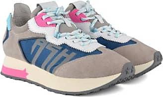 Ash Tiger Grey Suede Platform Sneaker - UK 3 | grey - Grey/Grey