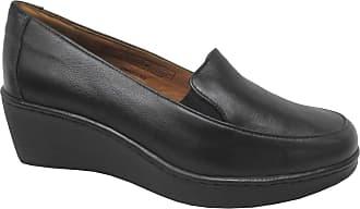 Opananken Sapato Anabela Alexxa Opananken 100% Couro 54622