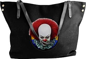 Juju It Pennywise Womens Classic Shoulder Portable Big Tote Handbag Work Canvas Bags