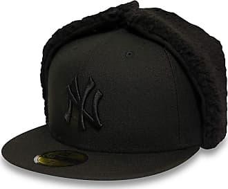 New Era 59Fifty DOG EAR Winter Cap - NY Yankees black - 7