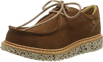 El Naturalista Unisex Adults Pizarra Boat Shoes, Brown (Wood Wood), 5 3 UK