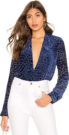 L'agence Lydia Blouse in Blue