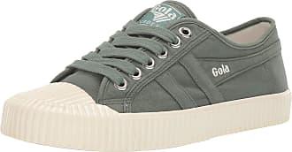 Gola Womens Cadet Trainers, Green (Sage/Off White New), 7 (40 EU)