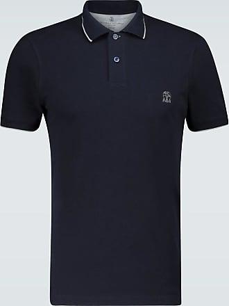 Brunello Cucinelli Slim-Fit-Poloshirt