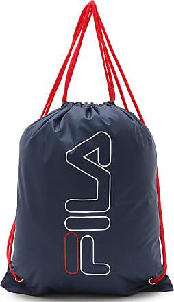 Fila Mochila Fila Gym Sack Fila Outline Azul/Vermelha