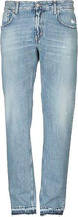 Blue PANTALONI  DEPARTMENT FIVE  Slim-fit jeans - Herreklær er billig