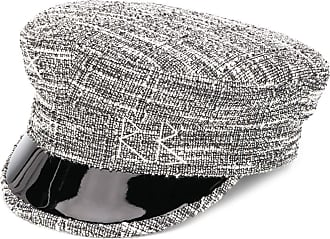 Ruslan Baginskiy Chapéu Breton com logo gravado - Preto