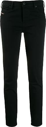 Diesel Calça jeans Babhila - Preto