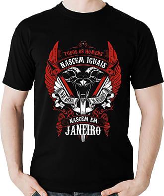 Dragon Store Camiseta Homens de Janeiro Capricornio os Melhores Signo