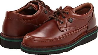 Hush Puppies Mens Mall Walker Oxford,Antique Brown,6.5 W US