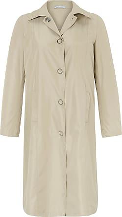 Emilia Lay Trench coat press stud fasteners Emilia Lay beige