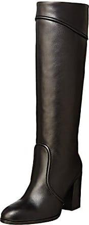 1b8b5d699e81df Mercadal G 5140/F 1498, Bottes Classiques femme, Noir (Vitello Nero)