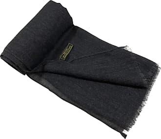 CJ Apparel Black Large Size Fashion Voile Design Shawl Seconds Scarf Wrap Pashmina NEW
