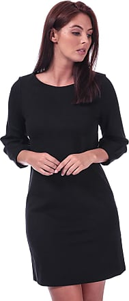 French Connection Womens Womens Luella Ponte Jersey Tunic Dress in Black - 12