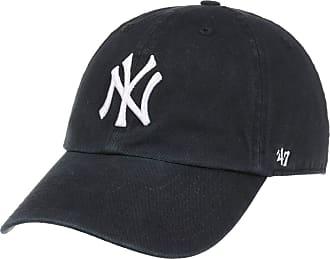 47 Brand 47 Unisexs Cap, Black, One Size