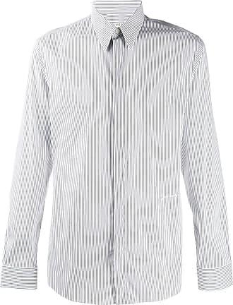 Givenchy Camisa com listras - Branco