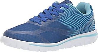 Propét Propet Womens Bailey Sneaker Light Blue, 6.5 2E US