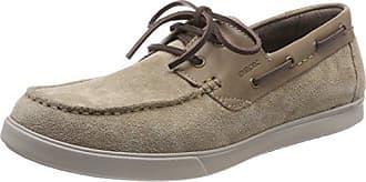 Beige Walee Bateau Sand Chaussures D EU U 45 Homme Geox wHn5qaYxI