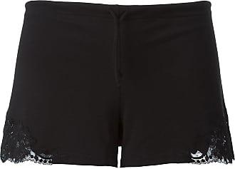 La Perla Souple lace shorts - Black