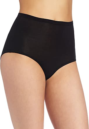 Wacoal Womens B-Fitting Brief Panty - Black - One Size
