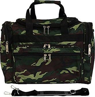 World Traveler 81T16-513 Duffle Bag, One Size, Green Camo