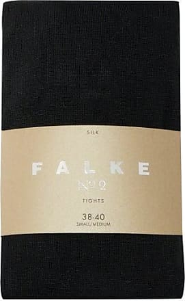 Falke No.2 Silk-blend Tights - Womens - Black