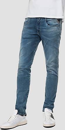 Replay Hyperflex Bio Jeans Mittelblau - 30/30