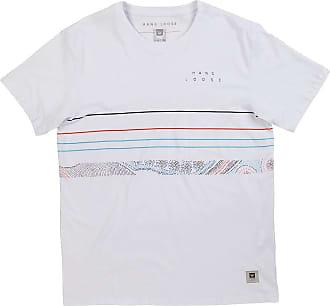 Hang Loose Camiseta Silk Guadiguana Masculino Hang Loose Branco - P